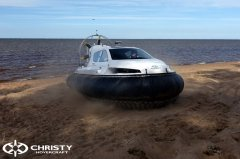 Судно на воздушной подушке Christy 6183 | фото №16