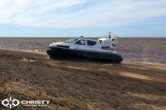 Судно на воздушной подушке Christy 6183 | фото №24
