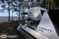 Судно на воздушной подушке Christy 6183 | фото №22