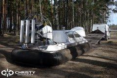 Судно на воздушной подушке Christy 6183 | фото №15