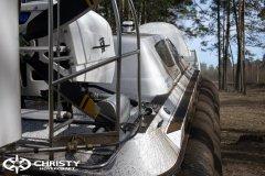 Судно на воздушной подушке Christy 6183 | фото №6
