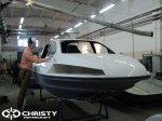 Катер на воздушной подушке Christy 6183 с инновационным двигателем Subaru FB20 | фото №3