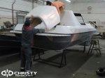 Катер на воздушной подушке Christy 6183 с инновационным двигателем Subaru FB20 | фото №5