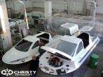 Катер на воздушной подушке Christy 6183 с инновационным двигателем Subaru FB20 | фото №7