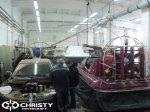 Катер на воздушной подушке Christy 6183 с инновационным двигателем Subaru FB20 | фото №8