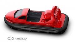 Фотография судна на воздушной подушке Christy 8199L моделирование в 3DMax | фото №9