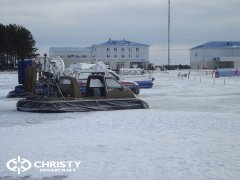 18 февраля В Арктическом спасательном учебно-научном центре «Вытегра» МЧС России состоялось открытие всероссийской научно-практической конференции «Арктика – территория безопасности»   фото №6