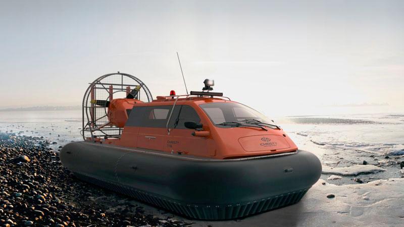New hovercraft Christy 7183