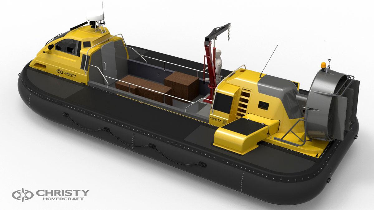 Christy 14240 Cargo