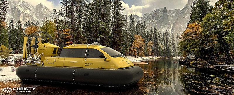 New hovercraft Christy 6146 FC