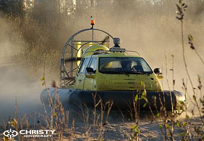 Hovercraft Christy 6146 FC