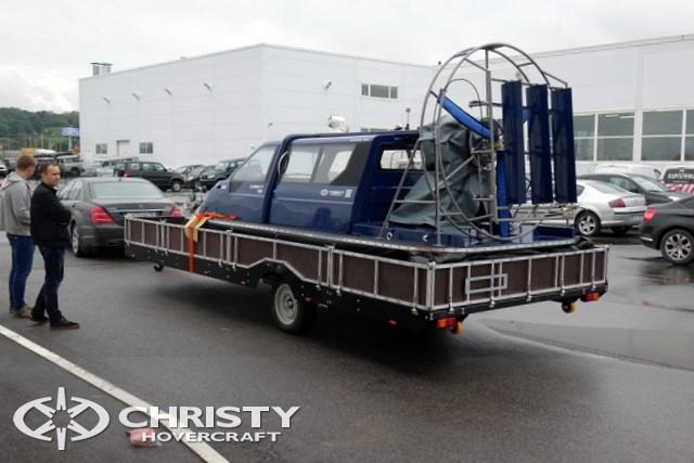 Тест-драйв катера Christy 458 FC (555 FC) | фото №5