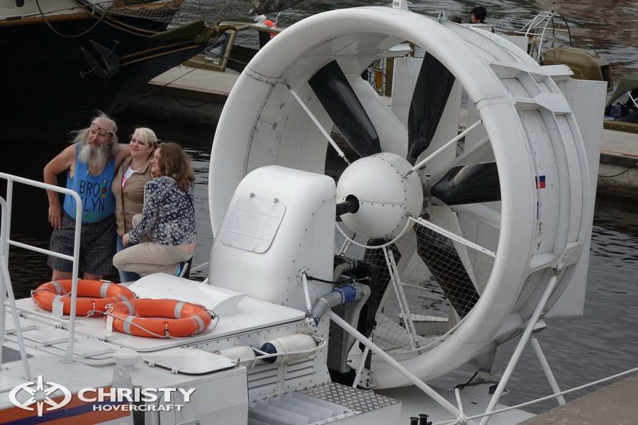 Испытания судов-амфибий Christy | фото №16