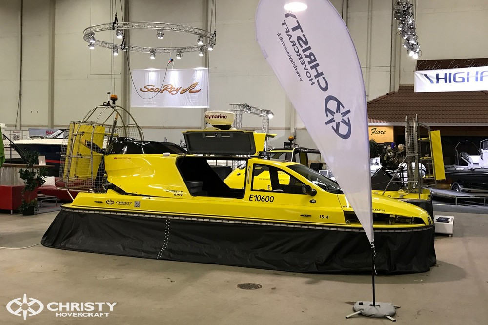 Выставка Venexpo (Turku Boat Fair) в Финляндии