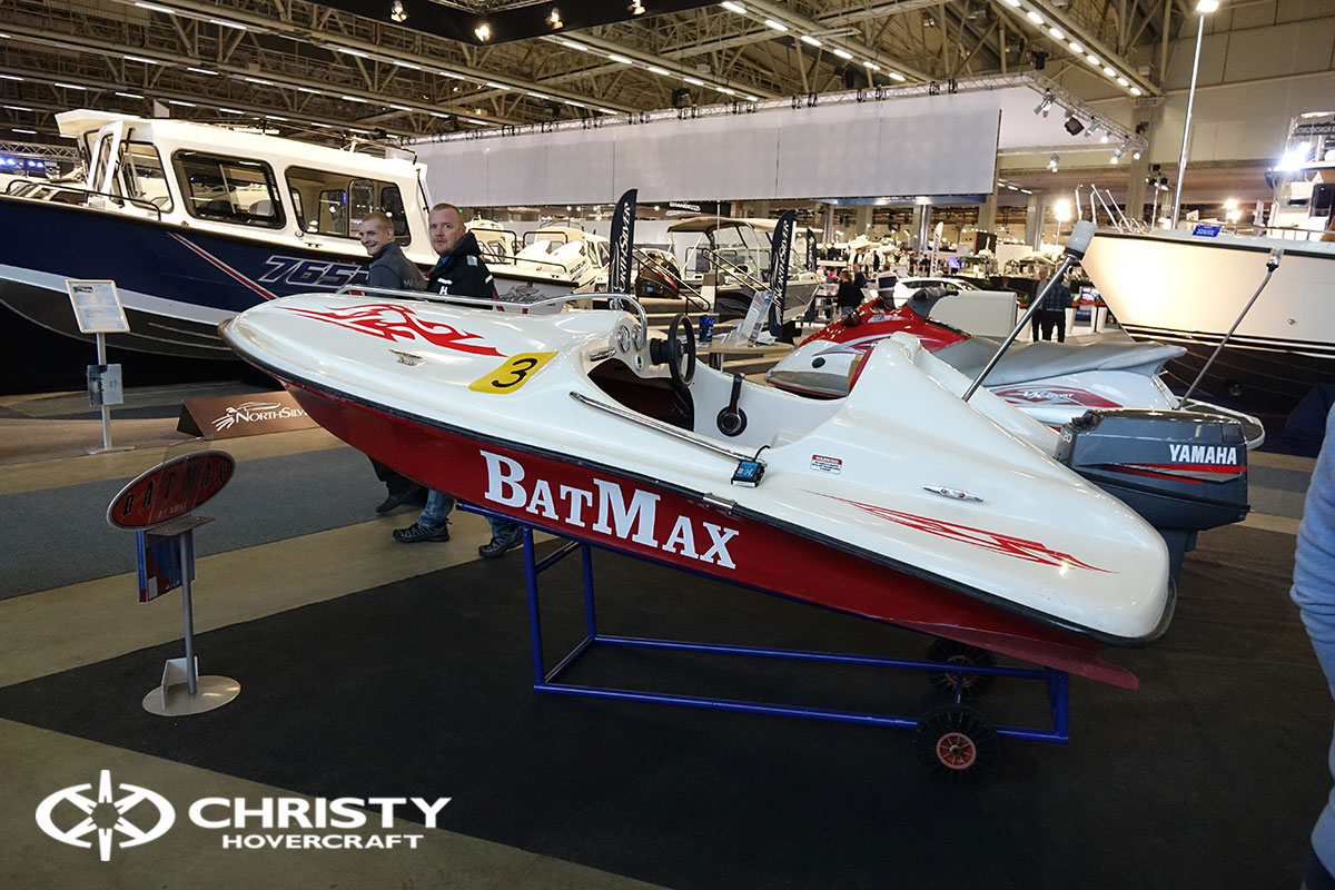 Выставка катеров и яхт в Хельсинки (Финляндия) Vene Bat