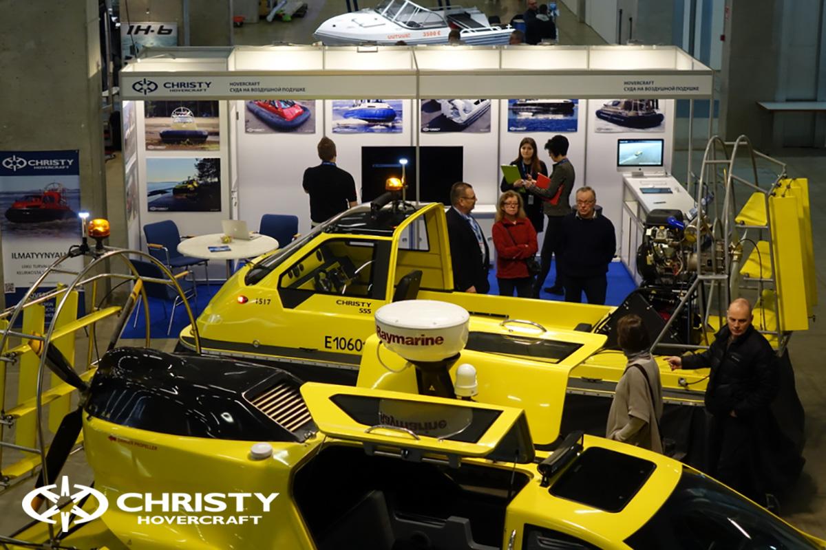 Выставка катеров и яхт в Хельсинки «Vene Båt» | фото №4