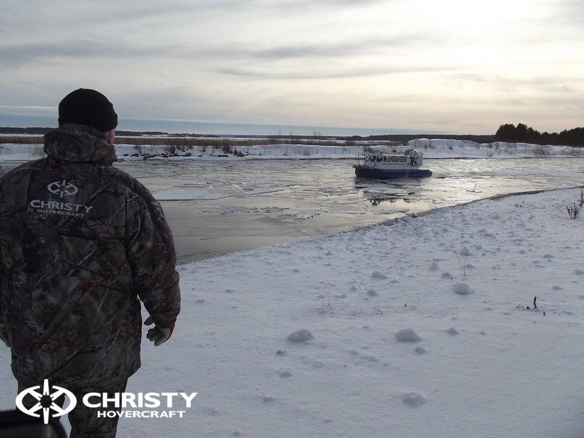 Christy Hovercraft на конференции «Арктика – территория безопасности» | фото №11