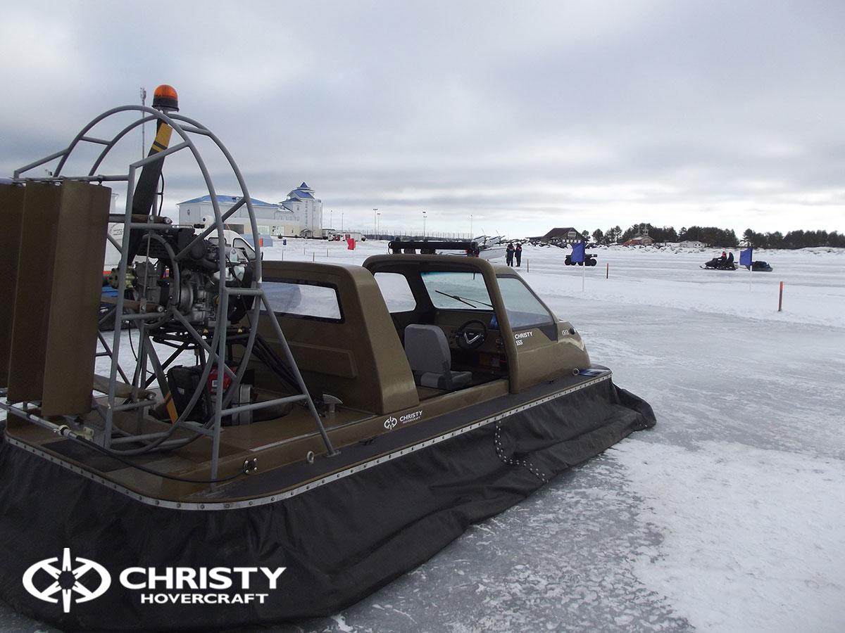 Christy Hovercraft на конференции «Арктика – территория безопасности» | фото №15