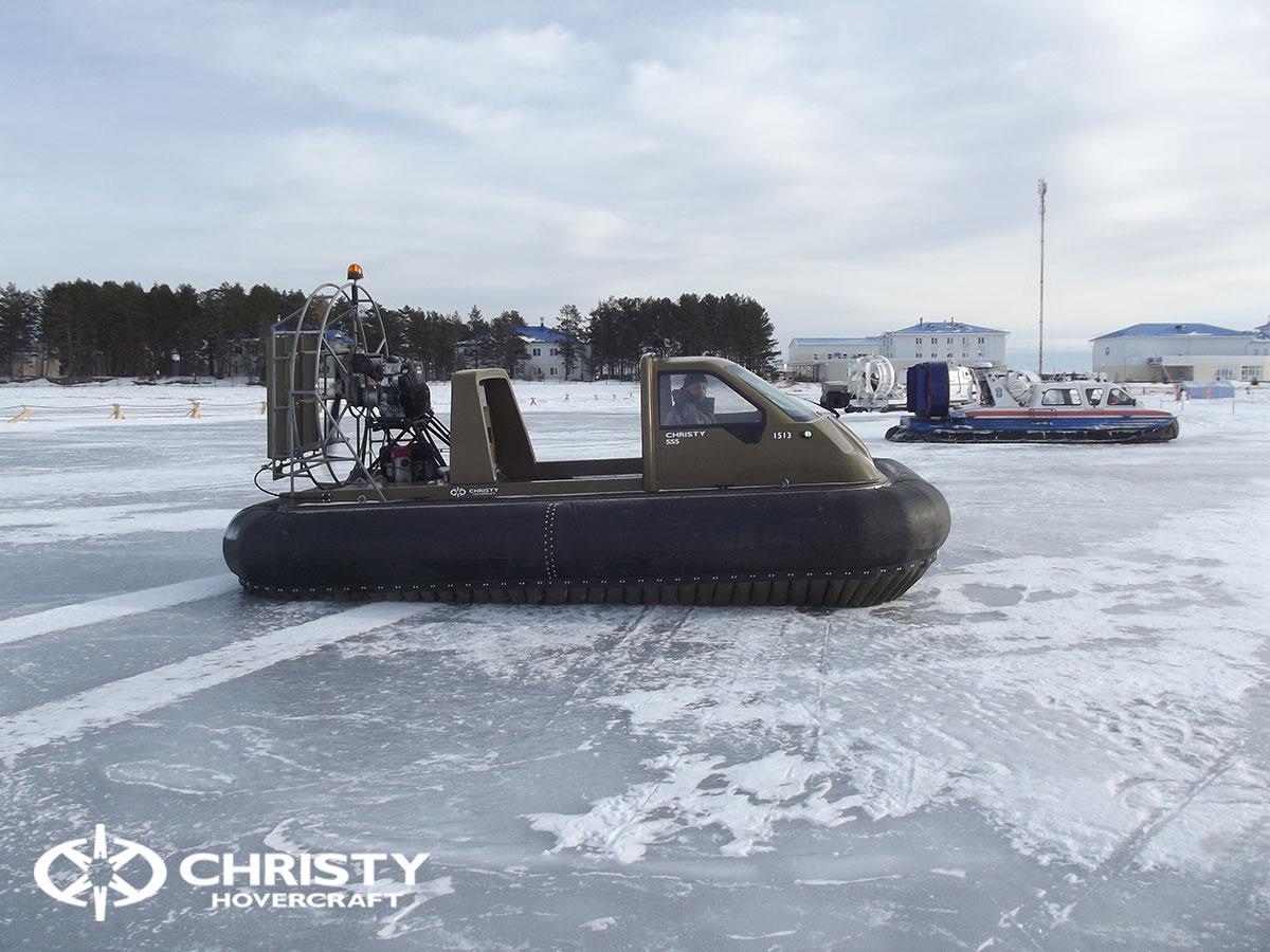 Christy Hovercraft на конференции «Арктика – территория безопасности» | фото №1