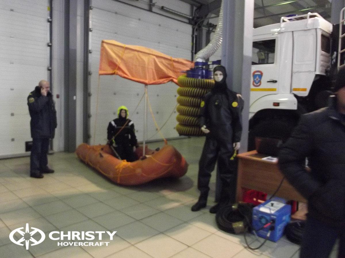 Christy Hovercraft на конференции «Арктика – территория безопасности» | фото №20