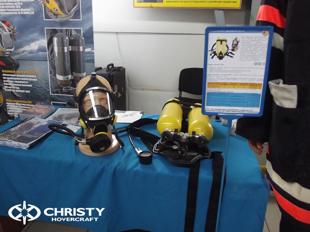 Christy Hovercraft на конференции «Арктика – территория безопасности» | фото №21