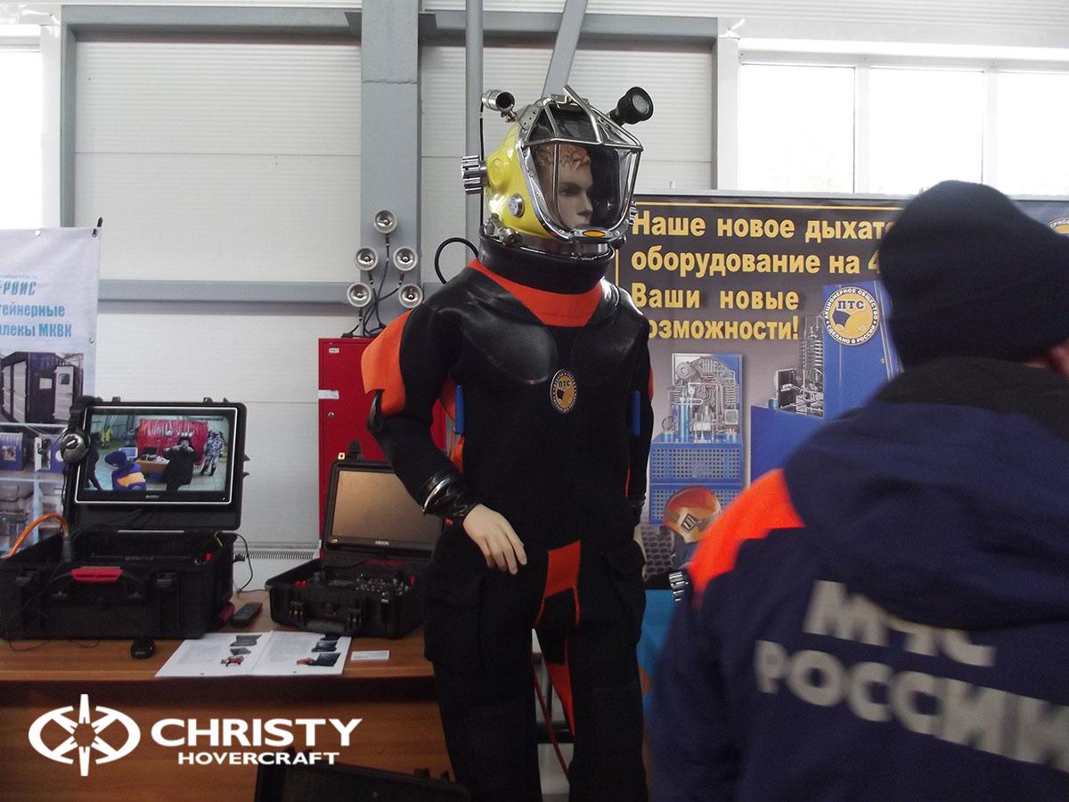 Christy Hovercraft на конференции «Арктика – территория безопасности» | фото №22