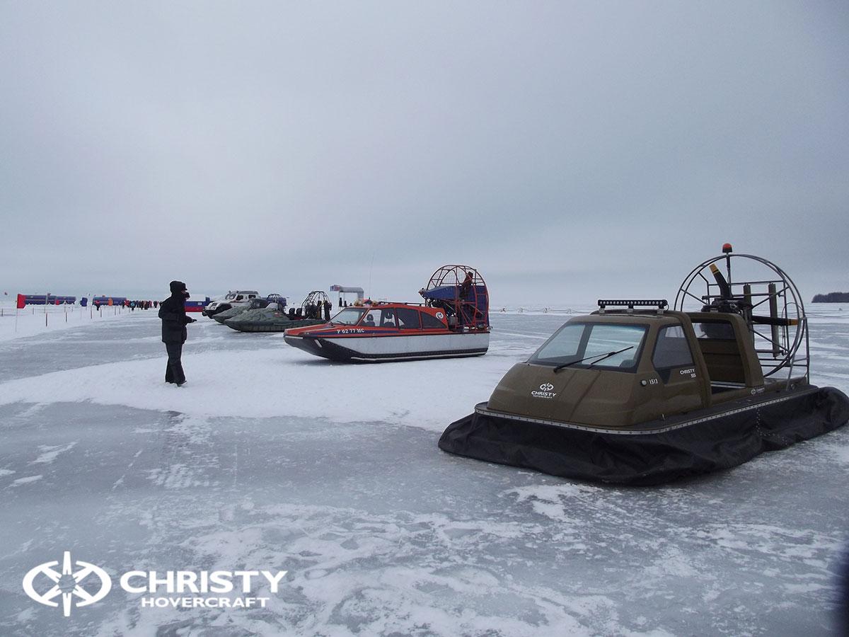 Christy Hovercraft на конференции «Арктика – территория безопасности» | фото №23