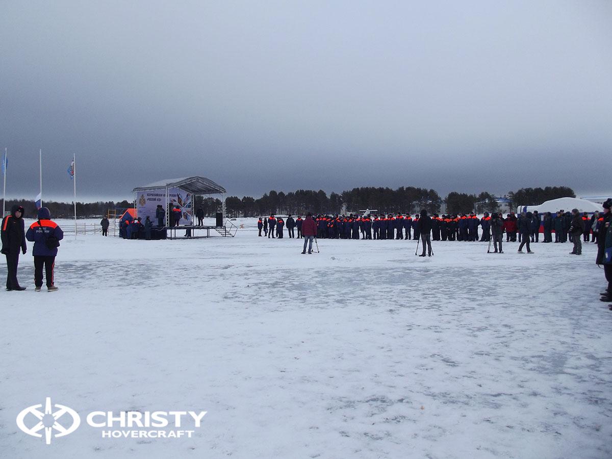 Christy Hovercraft на конференции «Арктика – территория безопасности» | фото №25