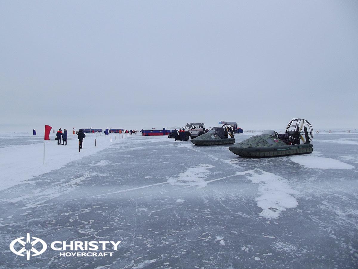 Christy Hovercraft на конференции «Арктика – территория безопасности» | фото №27