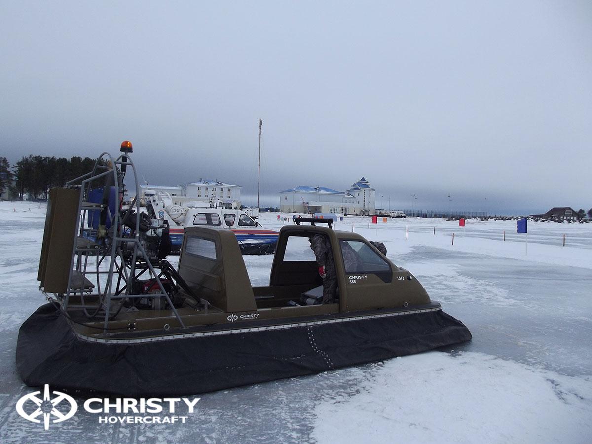 Christy Hovercraft на конференции «Арктика – территория безопасности» | фото №30