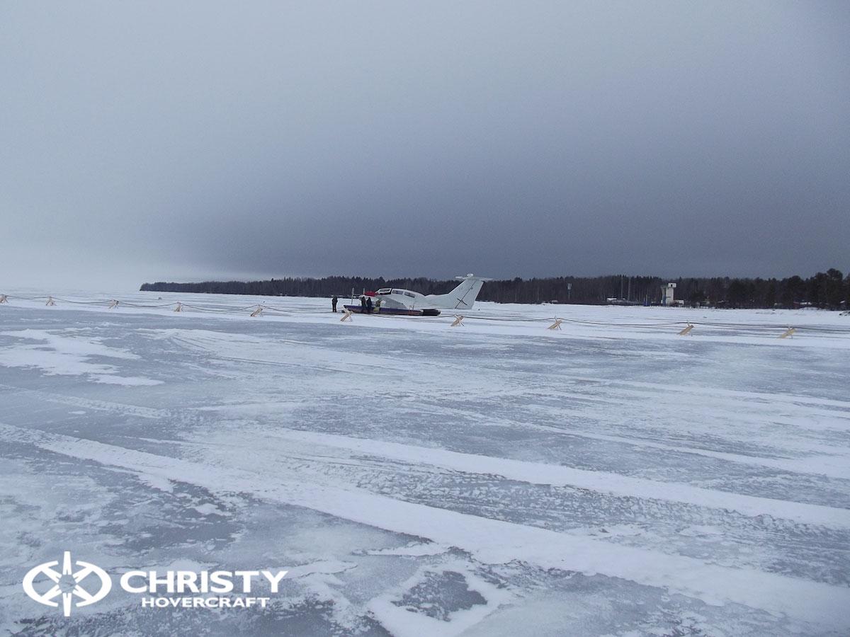 Christy Hovercraft на конференции «Арктика – территория безопасности» | фото №32