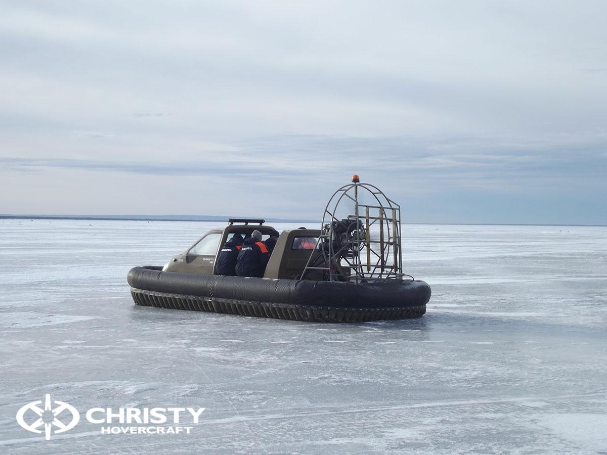Christy Hovercraft на конференции «Арктика – территория безопасности» | фото №3
