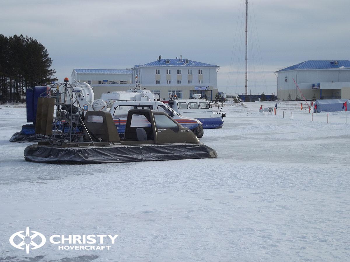 Christy Hovercraft на конференции «Арктика – территория безопасности» | фото №6