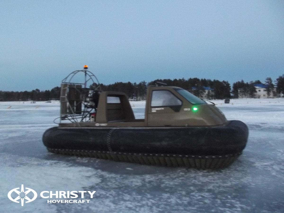 Christy Hovercraft на конференции «Арктика – территория безопасности» | фото №7