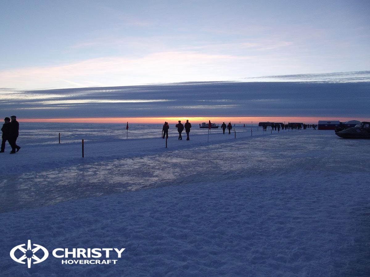 Christy Hovercraft на конференции «Арктика – территория безопасности» | фото №8
