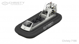 Hovercraft Christy 7186 OCW Sport